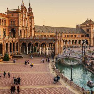 Visitar Plaza de España